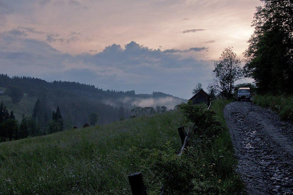 Йога-відпочинок в Карпатах з Green Tara 9-13 травня