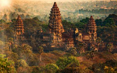 Эксклюзивный йога-тур по местам силы в Камбоджу с 23 октября по 4 ноября