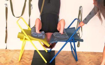 Перевернуті пози йоги з нуля та з користю: Ширшасана, Сарвангасана